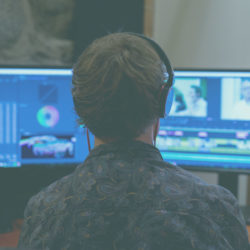 Post-production in Premiere Pro